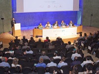 Barcelona GSE Opening Ceremony 2011 at AXA Auditorium