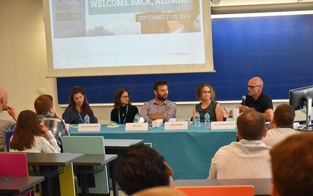 Alumni Meeting Barcelona GSE Academic Conference