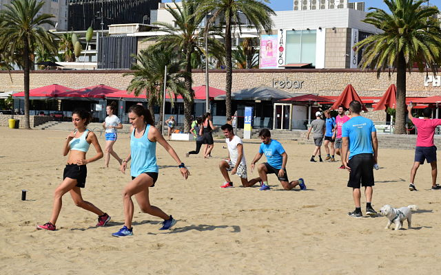 Alumni Meeting Barcelona GSE CrossFit
