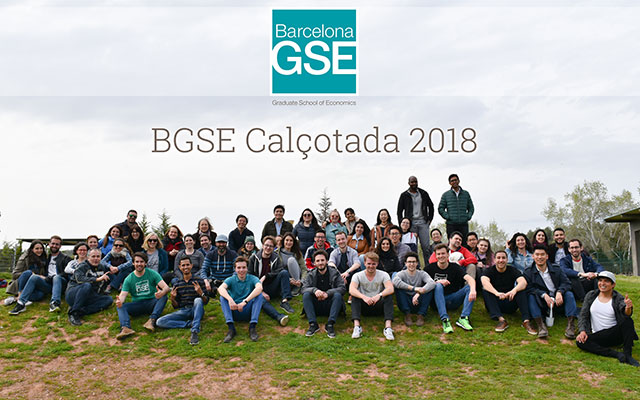 Photos from the calçotada with BGSE Alumni