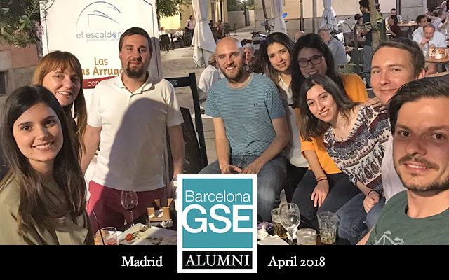 Alumni in Madrid