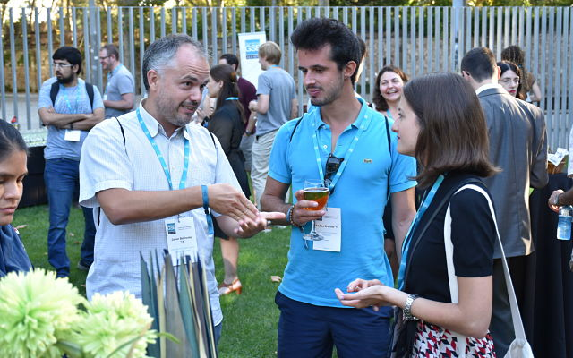Barcelona GSE networking