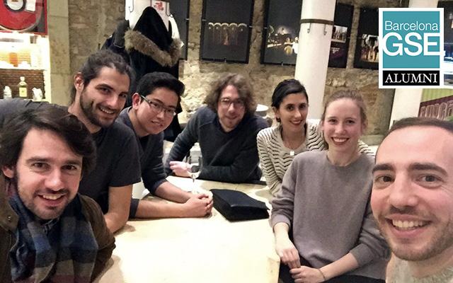 Barcelona alumni afterwork