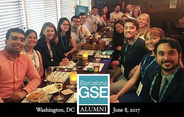 BSE Alumni in DC