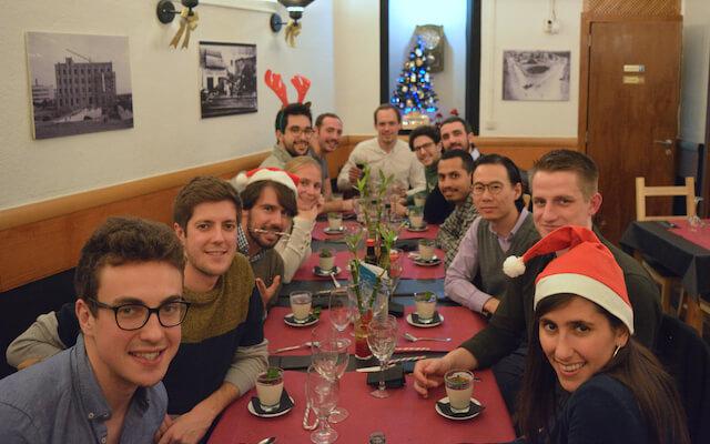 Alumni in Barcelona