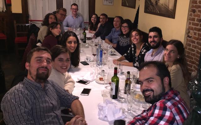 Alumni in Madrid