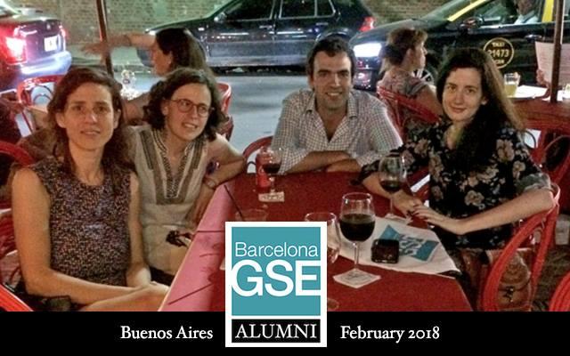 Alumni in Buenos Aires