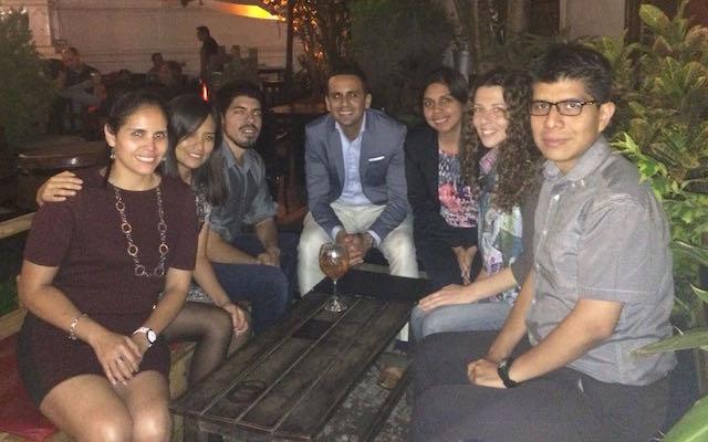 alumni in Lima
