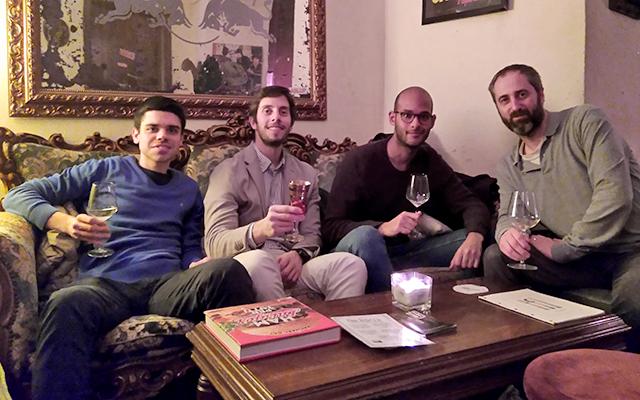 alumni in Rome