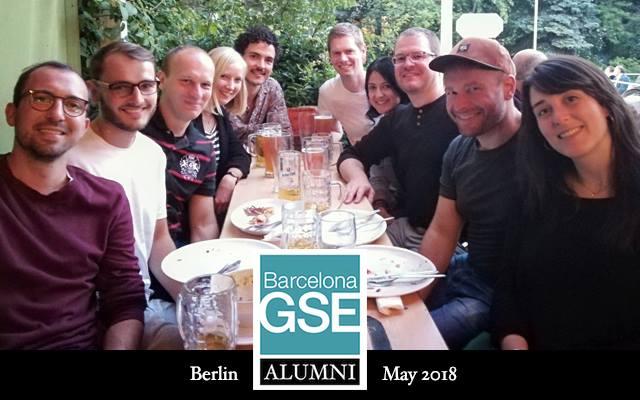 Barcelona GSE Alumni in Berlin