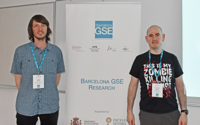 Barcelona GSE PhD Jamboree