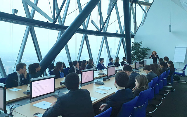 students at EIOPA