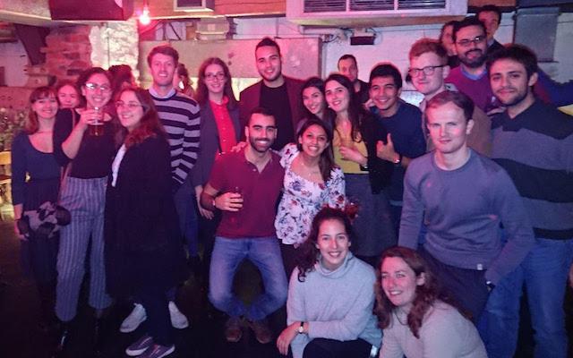 Alumni in London