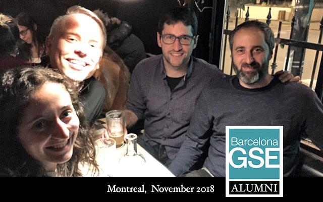 Alumni in Montreal, Canada
