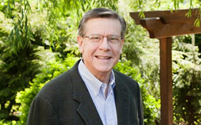 Portrait of Ed Diener