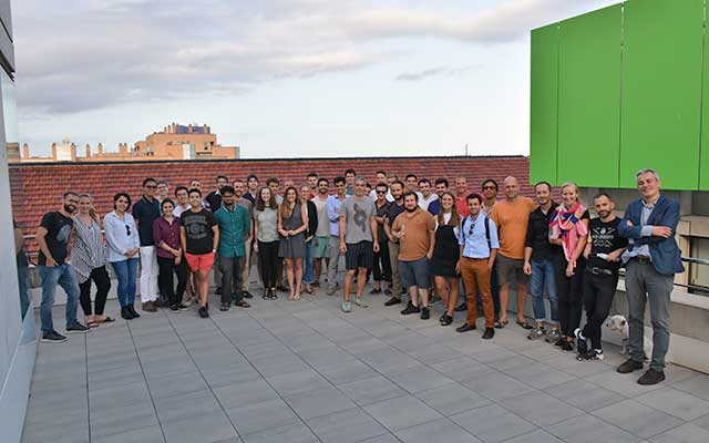 Data Science on the roof