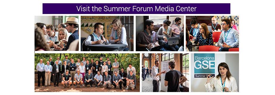 Summer Forum Media Center 2018