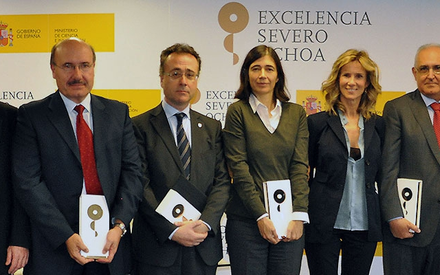 Severo Ochoa Research Excellence Accreditation
