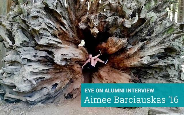 Aimee Barciauskas '16