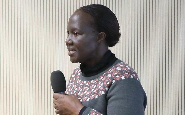 Elizabeth Kaase-Bwanga