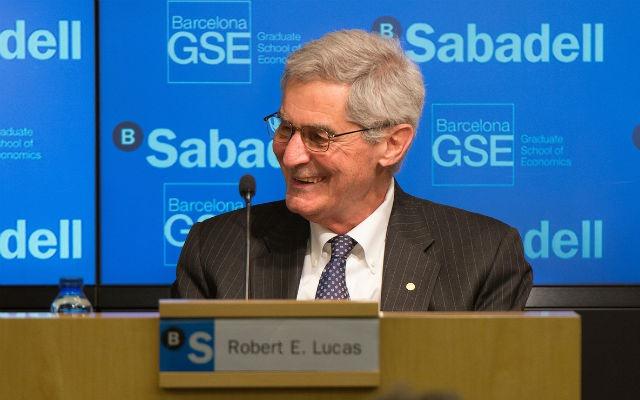 Robert E. Lucas - Barcelona GSE Lecture