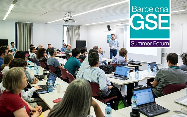 Barcelona GSE Summer Forum 2017