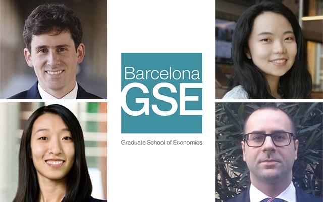 portraits of new Barcelona GSE Affiliated Professors