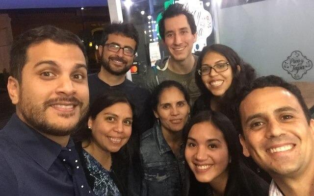 Alumni in Peru