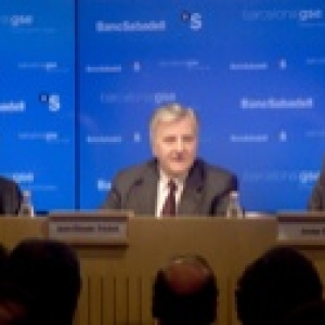 Jean-Claude Trichet Barcelona GSE Lecture