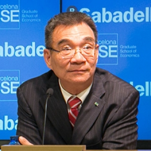 Justin Yifu Lin - Barcelona GSE Lecture