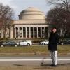 Marc de la Barrera at MIT this winter