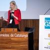 Melissa Dell delivers the Calvó Prize Lecture