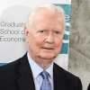 James Mirrlees, Nobel Laureate in Economics and member of the Barcelona GSE Scientific Council
