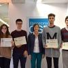 Catalunya-La Pedrera scholarship recipients