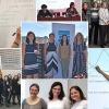 female professors, students, and alumni