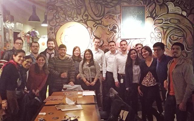 Barcelona GSE alumni in Lima